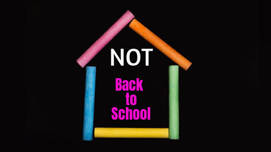 *Not* Back to School: How This Homeschooling Family Does September