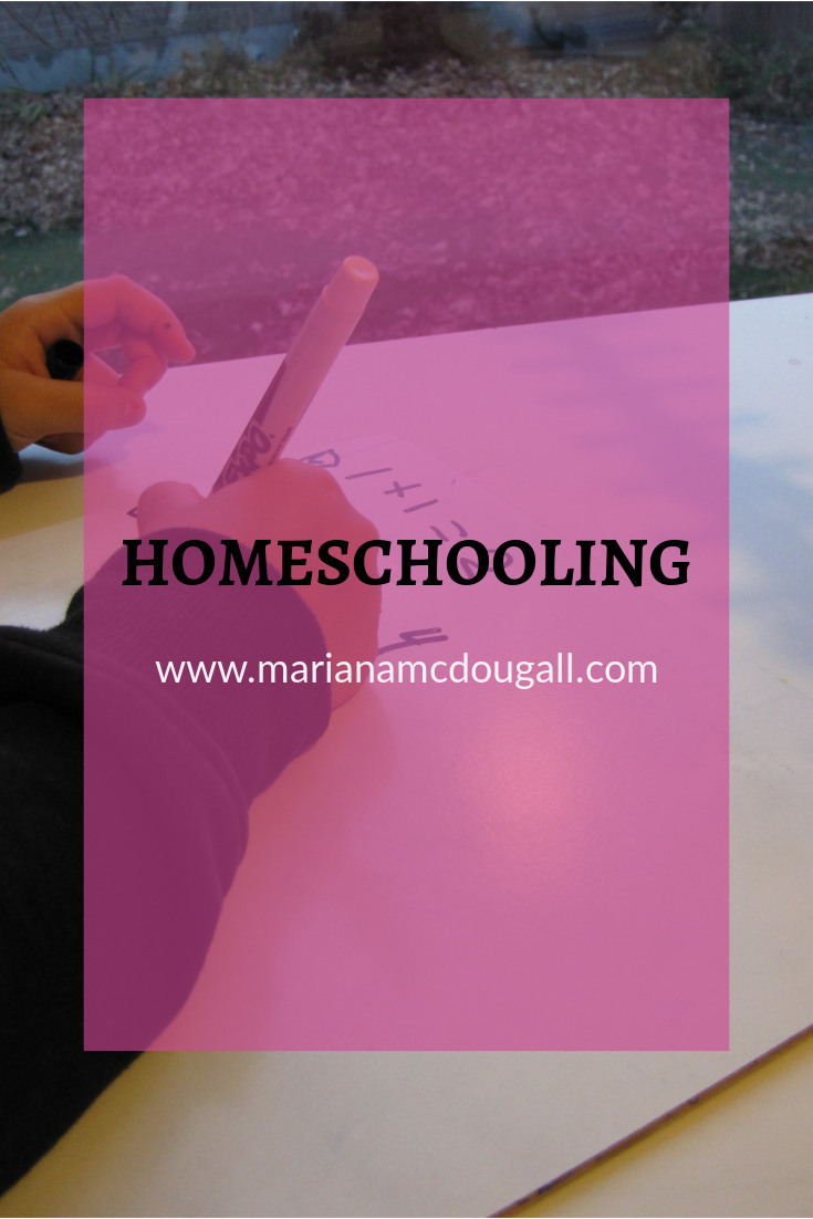 homeschooling on www.marianamcdougall.com