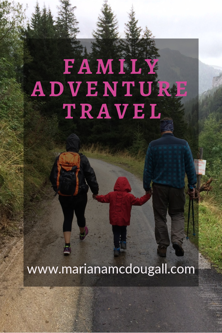 Family adventure travel on www.marianamcdougall.com