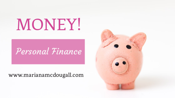 Personal Finance & Money Management on www.marianamcdougall.com