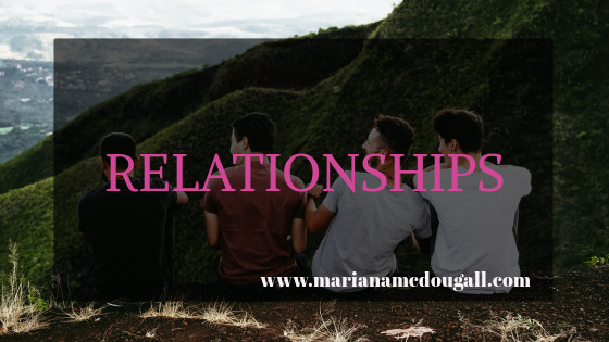 relationships on www.marianamcdougall.com; Photo by Matheus Ferrero on Unsplash