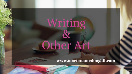 My Writing & Other Art on www.marianamcdougall.com; Photo by Lonely Planet on Unsplash