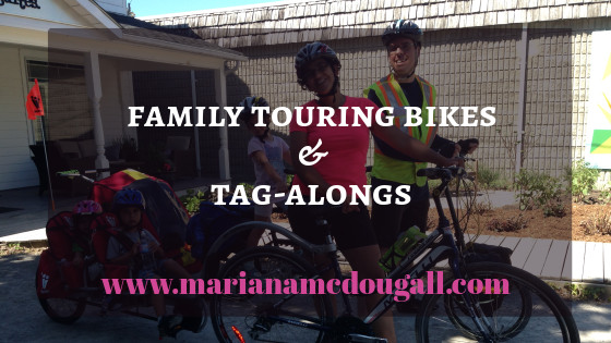 Family Touring Bikes: Cycle Touring with Kids