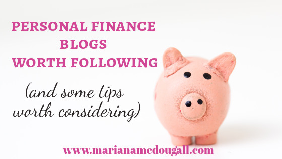 Personal Finance Blogs Worth Reading