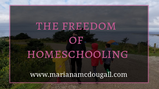 The Freedom of Homeschooling