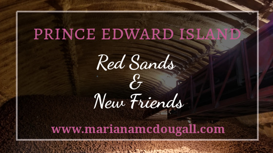 Prince Edward Island: Red Sands & New Friends