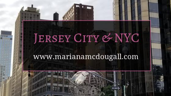 Glob sculpture in New York City (Manhattan)