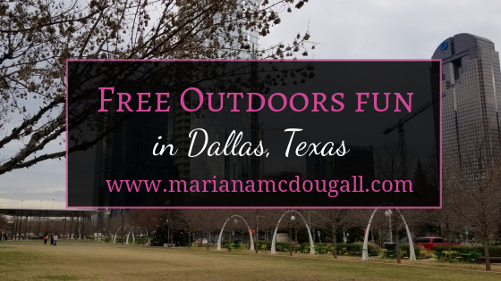 A Giant Fountain and Loads of Fun in Dallas, Texas