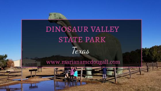 Dinosaurs and Rugged Hiking in Texas