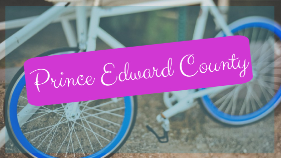 Cycle Touring with kids in beautiful Prince Edward County
