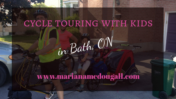 Small town markets and pirate playgrounds – Bath, ON
