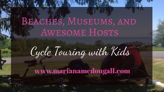 Museums, Cousins, Beaches and Farms (Port Hope & Newcastle)