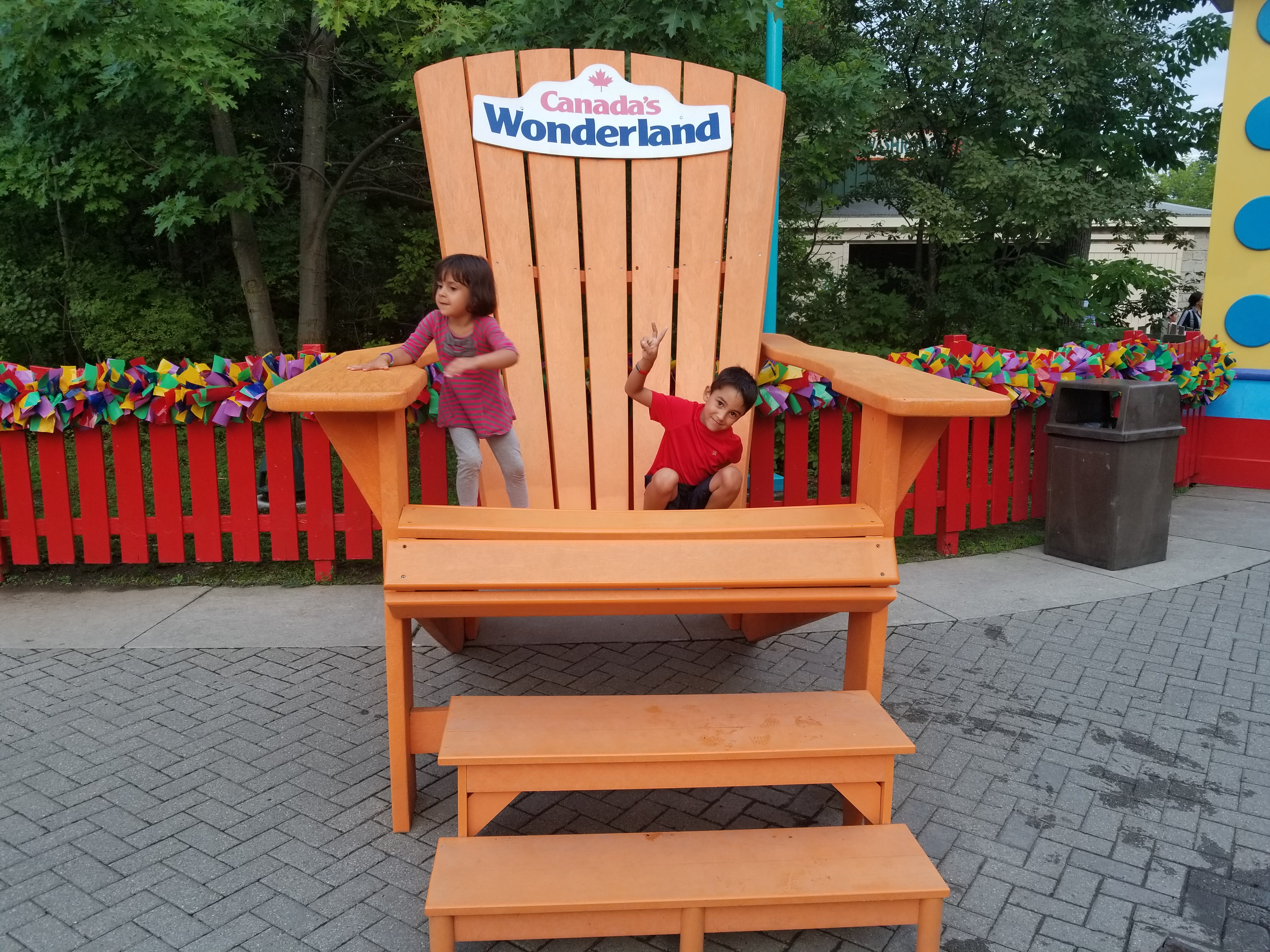 Canada's Wonderland with Kids: What Not to Miss
