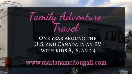 Family RV Adventure Announcement!