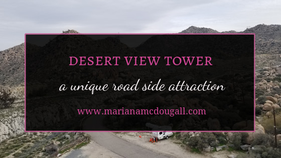El Centro & Desert View Tower