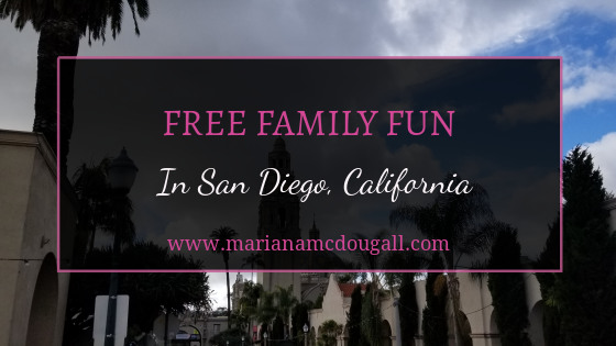 Free Things To Do with Kids in San Diego, California