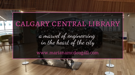 Calgary Central Library