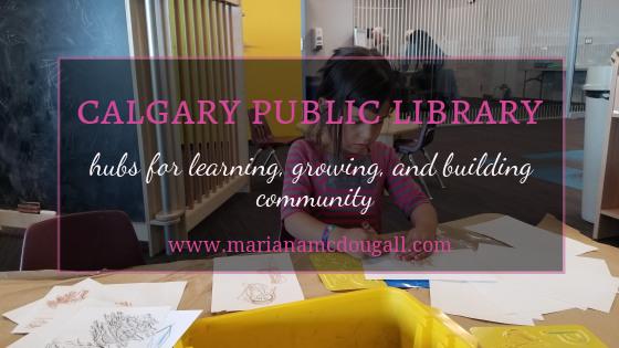 Calgary Public Library: Smaller Branches