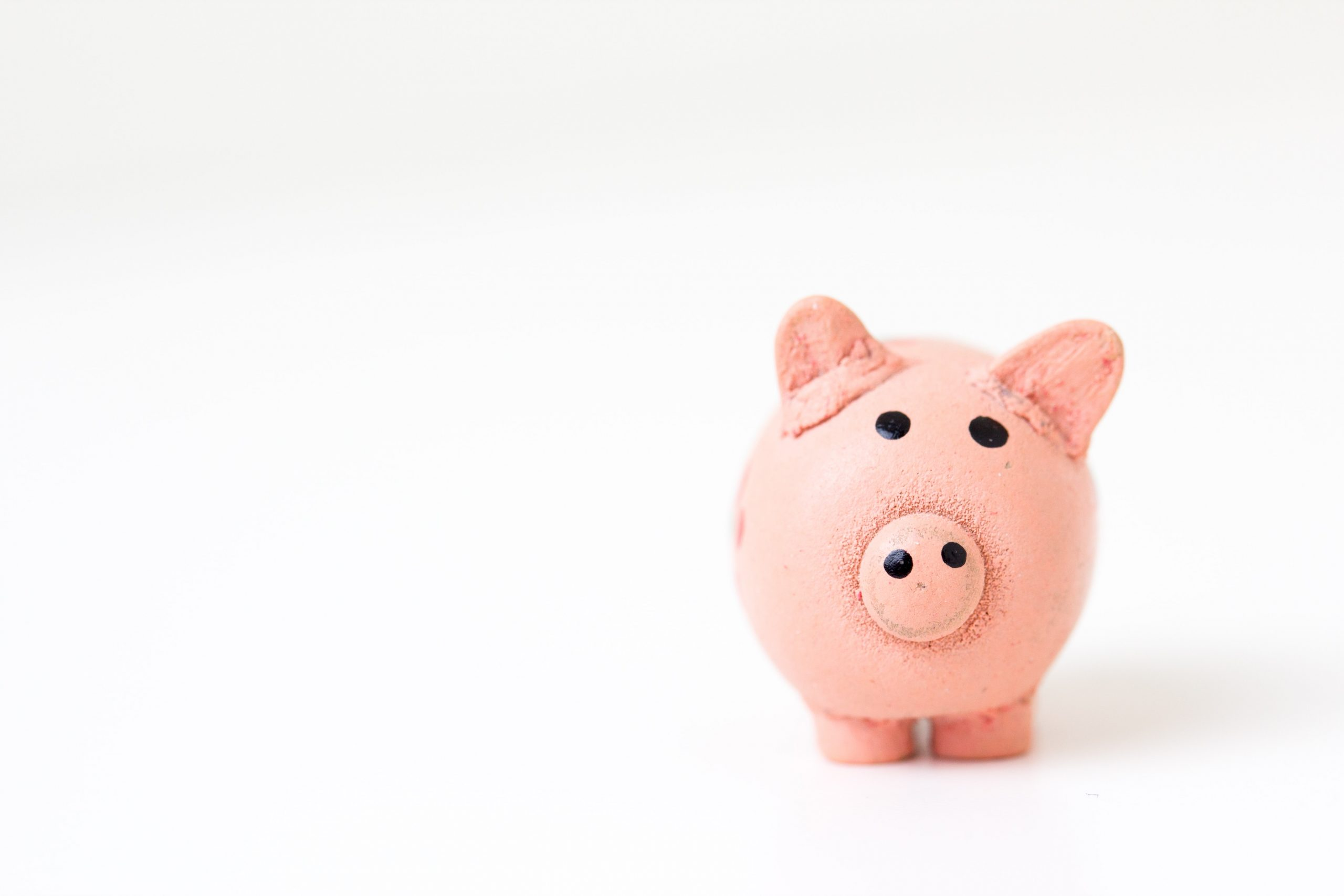 Pink piggy bank. How to Create a Budget. Photo by Fabian Blank on Unsplash